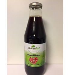 Bountiful Granaatappelsap bio 750 ml | € 5.96 | Superfoodstore.nl