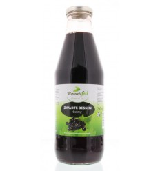 Bountiful Zwarte bessensap 750 ml | Superfoodstore.nl