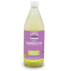 Mattisson Kombucha green tea - balance 500 ml |