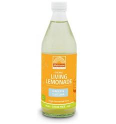 Mattisson Living lemonade ginger & curcuma 500 ml |