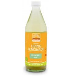 Mattisson Living lemonade green tea mint 500 ml |