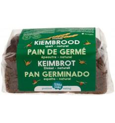 Brood Terrasana Gekiemd speltbrood naturel 400 gram kopen