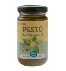 Terrasana Pesto traditionale 180 gram | Superfoodstore.nl