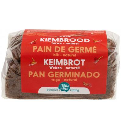Terrasana Gekiemd brood naturel / tarwe 400 gram kopen