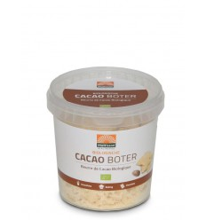 Mattisson Bio cacao boter 300 gram | Superfoodstore.nl
