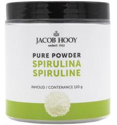 Jacob Hooy Spirulina 120 gram | Superfoodstore.nl