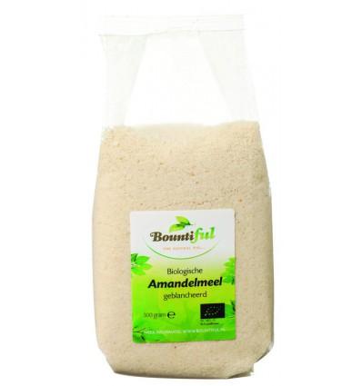 Bountiful Amandelmeel 500 gram   Superfoodstore.nl