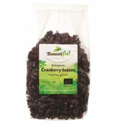 Bountiful Cranberry bessen bio 400 gram | Superfoodstore.nl