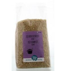 Terrasana Zilvervliesrijst rond 1 kg | Superfoodstore.nl