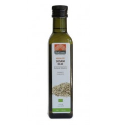 Mattisson Absolute sesamolie bio raw 250 ml | € 4.46 | Superfoodstore.nl