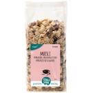 Terrasana Muesli 40% noten & vruchten & zaden 450 gram