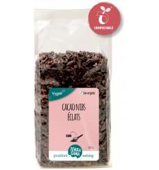 Terrasana RAW Cacao nibs 250 gram | € 4.58 | Superfoodstore.nl