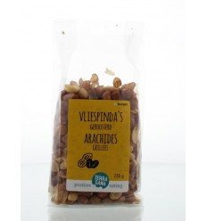 Terrasana Pinda vlies zonder zout geroosterd 250 gram | € 3.14 | Superfoodstore.nl