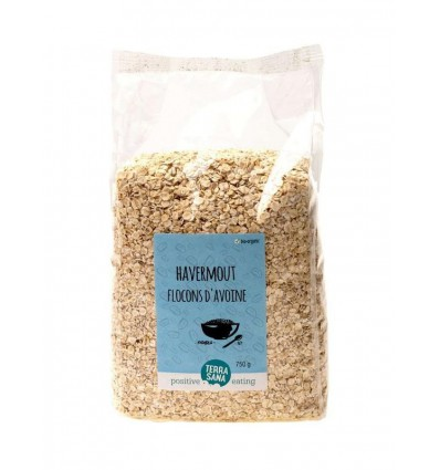 Terrasana Havermout 750 gram | Superfoodstore.nl