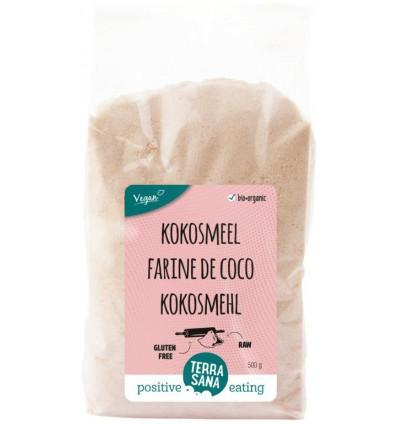 Terrasana Kokosmeel 500 gram