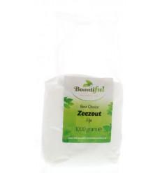 Zout Bountiful Zeezout fijn 1 kg kopen