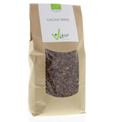 Vitiv Cacao nibs 1 kg | Superfoodstore.nl