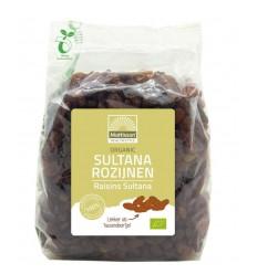 Mattisson Sultana rozijnen 500 gram | Superfoodstore.nl