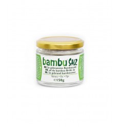 Aman Prana Bamboezout fijn 2x gebrand 150 gram | € 16.49 | Superfoodstore.nl