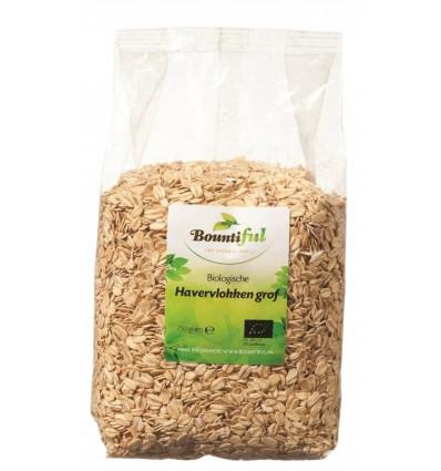 Ontbijtgranen Bountiful Havervlokken grof 750 gram kopen