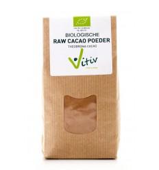 Vitiv Cacao poeder 150 gram | Superfoodstore.nl