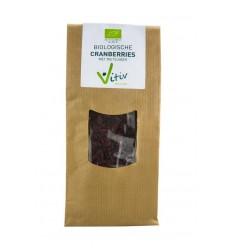 Cranberries Vitiv Cranberries rietsuiker 250 gram kopen