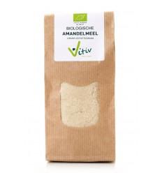 Vitiv Amandelmeel bio 500 gram | Superfoodstore.nl