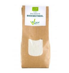 Vitiv Boekweitmeel 500 gram | € 4.10 | Superfoodstore.nl