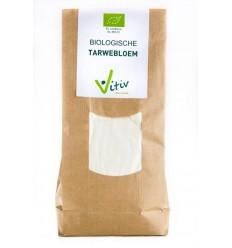 Vitiv Tarwebloem 1 kg | Superfoodstore.nl