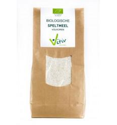 Vitiv Speltmeel volkoren 1 kg | Superfoodstore.nl