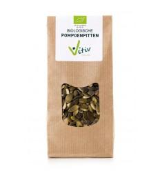 Pompoenzaad Vitiv Pompoenpitten 250 gram kopen