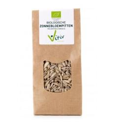 Vitiv Zonnebloempitten 500 gram | Superfoodstore.nl