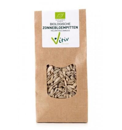 Vitiv Zonnebloempitten 500 gram kopen