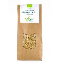 Rijst Vitiv Basmati rijst volkoren 500 gram kopen