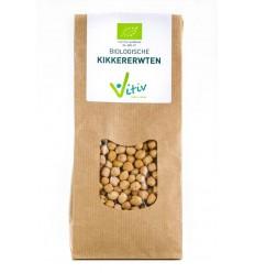 Vitiv Kikkererwten 500 gram | Superfoodstore.nl