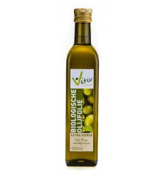 Vitiv Olijfolie extra virgin Spaans 500 ml | Superfoodstore.nl