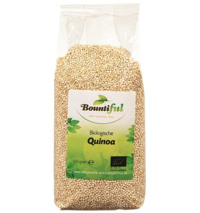 Bountiful Quinoa bio 500 gram | Superfoodstore.nl