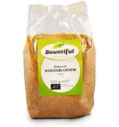 Bountiful Kokosbloesem suiker bio 500 gram | Superfoodstore.nl