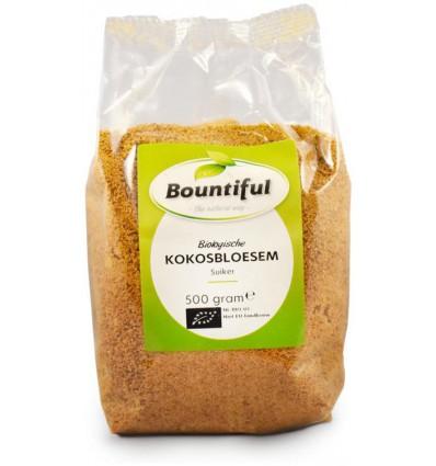 Zoetstoffen Bountiful Kokosbloesem suiker 500 gram kopen