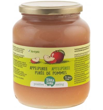 Natuurvoeding Terrasana Appelpuree 700 gram kopen
