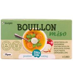 Bouillon & Aroma Terrasana Groente bouillon blokjes gistvrij 64