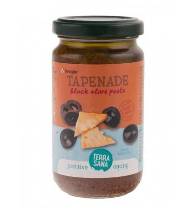 Pesto Terrasana Tapenade zwarte olijven 180 gram kopen