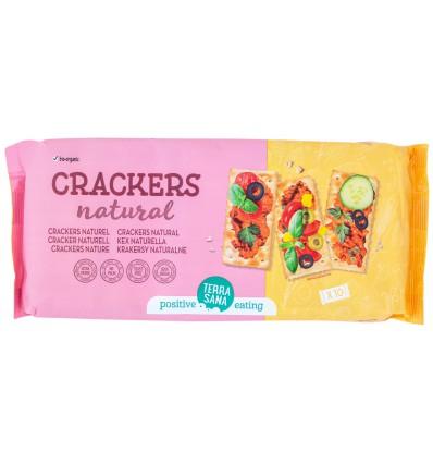 Crackers Terrasana naturel 300 gram kopen
