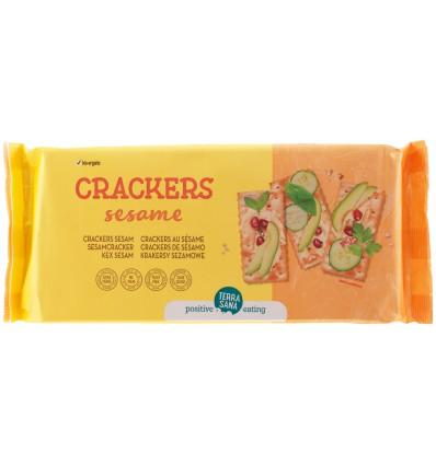 Terrasana Crackers sesam 300 gram