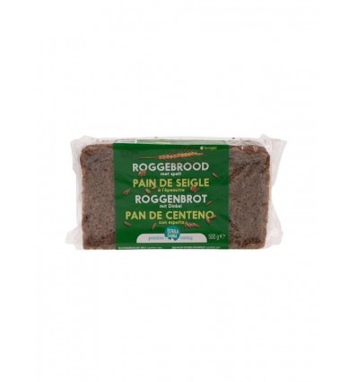 Roggebrood Terrasana met spelt 500 gram kopen