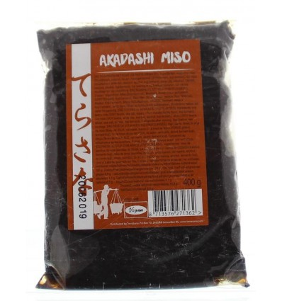 Terrasana Akadashi miso (witte rijst) 400 gram |