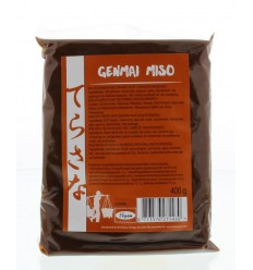 Bouillon & Aroma Terrasana Genmai miso 400 gram kopen