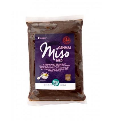 Terrasana Genmai miso eko 400 gram | € 5.56 | Superfoodstore.nl