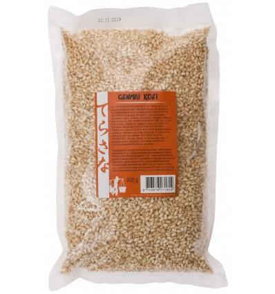 Natuurvoeding Terrasana Genmai koji 500 gram kopen