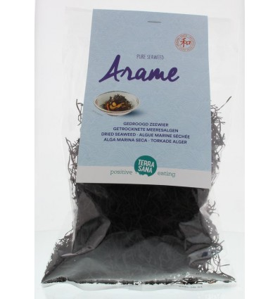 Oosterse specialiteiten Terrasana Arame 100 gram kopen